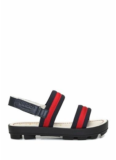 GUCCI Sandalet Lacivert